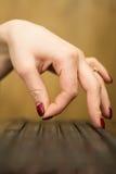 Руки полета Стоковое фото RF