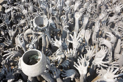 руки призрения Стоковые Фото