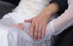 Руки совместно Стоковое Фото