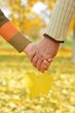 Руки людей Стоковая Фотография