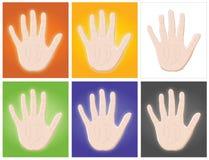 руки Стоковое Изображение