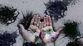 Руки стоковая фотография
