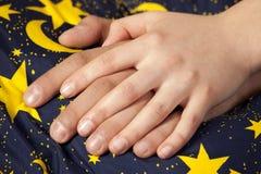 руки 2 стоковые изображения rf