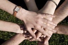 руки стоковые изображения rf