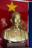Руководитель Хо Ши Мин коммунистический, Вьетнам Стоковая Фотография