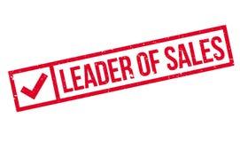 Руководитель штемпеля продаж Стоковое Изображение RF