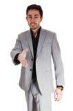 Рукопожатие бизнесмена. Стоковое Изображение RF