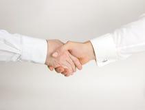 Рукопожатие коммерческой сделки Стоковое фото RF