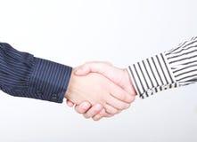 рукопожатие Стоковые Фото