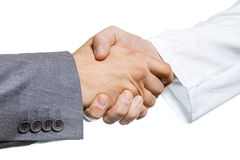 Рукопожатие Стоковое фото RF