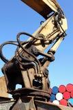 рукоятка гидровлическая Стоковые Изображения RF