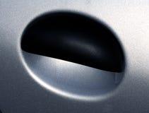 рукоятка двери автомобиля Стоковые Изображения