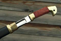 Рукоятка shashka Стоковое фото RF