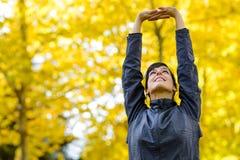 Рукоятки вверх для протягивать снаружи Стоковая Фотография RF