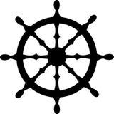 рулевое колесо Стоковое Изображение RF