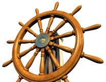 рулевое колесо Стоковые Фотографии RF