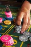 рулетка казино Стоковые Изображения