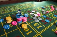 рулетка казино Стоковое Фото
