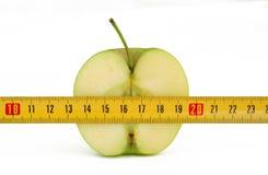 рулетка яблока Стоковое Изображение RF