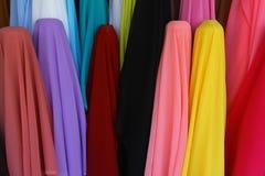 рулоны ткани Стоковые Изображения