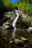 Румыния - водопад Lotrisor Стоковые Фото
