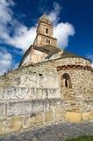 Румыния - церковь Densus Стоковые Фотографии RF