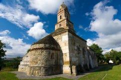 Румыния - церковь Densus Стоковые Изображения