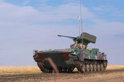 Румынские корабли боя M84 пехоты «JDER» Стоковая Фотография RF