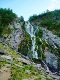Румынский водопад Стоковое Фото