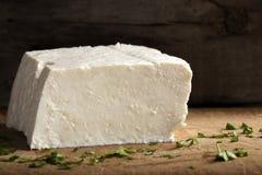 Румынский вызванный сыр Стоковые Фотографии RF