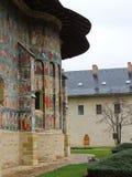 Румынский скит стоковые изображения rf