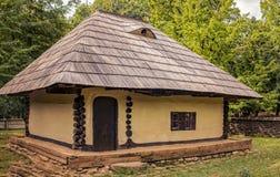 Румынский традиционный дом Стоковые Изображения RF