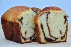 румынский традиционный торт губки Стоковое Фото