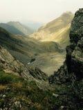 Румынский Mountain View Стоковая Фотография RF