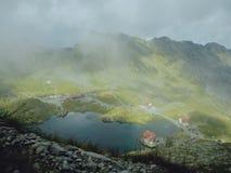 Румынское озеро Стоковая Фотография RF