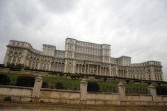 румын парламента Стоковые Изображения
