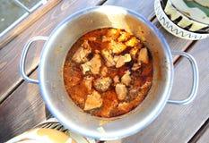 румын тарелки Стоковые Фотографии RF