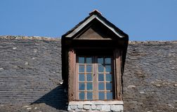 Румян Ла Collognes, Франция стоковая фотография rf