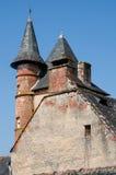 Румян Ла Collognes, Франция стоковое фото