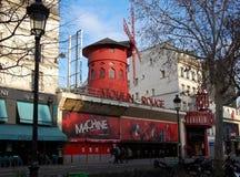 Румян Moulin Стоковая Фотография RF