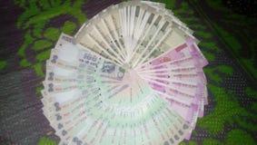 рупия Индии стоковые изображения