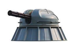 Русская автоматическая военноморская артиллерия AK-306 Стоковое Изображение