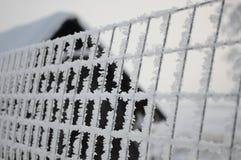 Русская зима 6 Стоковая Фотография