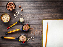 Русская концепция еды стоковая фотография