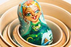Русская кукла Стоковые Фотографии RF