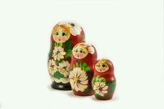 Русская кукла Стоковые Изображения RF