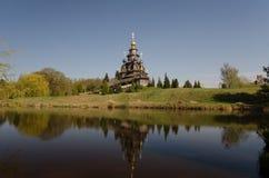 Русская православная церковь Стоковая Фотография