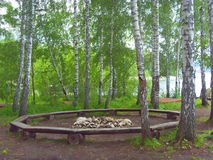 Русская природа Стоковое фото RF