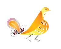 Русская птица Стоковая Фотография