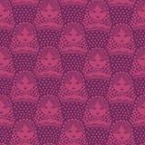 Русская ретро иллюстрация куклы matryoshka Стоковое фото RF